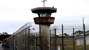 Pengganas Penjara Paling Kejam