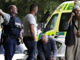 Serangan Masjid New Zealand