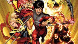 Marvel Adiwira Pertama Asia