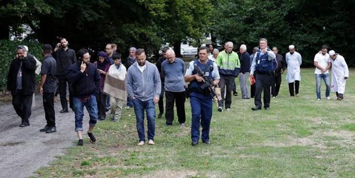 Tragedi Berdarah Christchurch