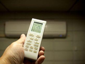 suhu penyaman udara