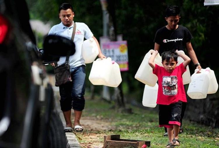 bekalan air Lembah Klang