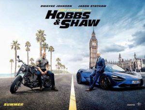 Fast & Furious Hobbs & Shaw