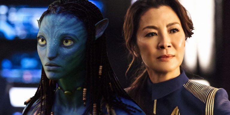 Michelle Yeoh Avatar