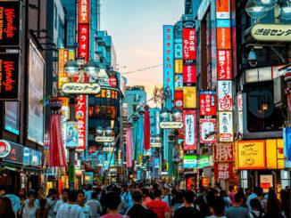 Perkhidamatan Telefon Di Jepun