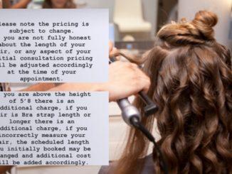 Salon Caj Harga Mahal Untuk Rambut Panjang
