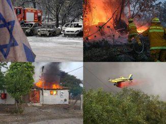 Israel Terbakar 4