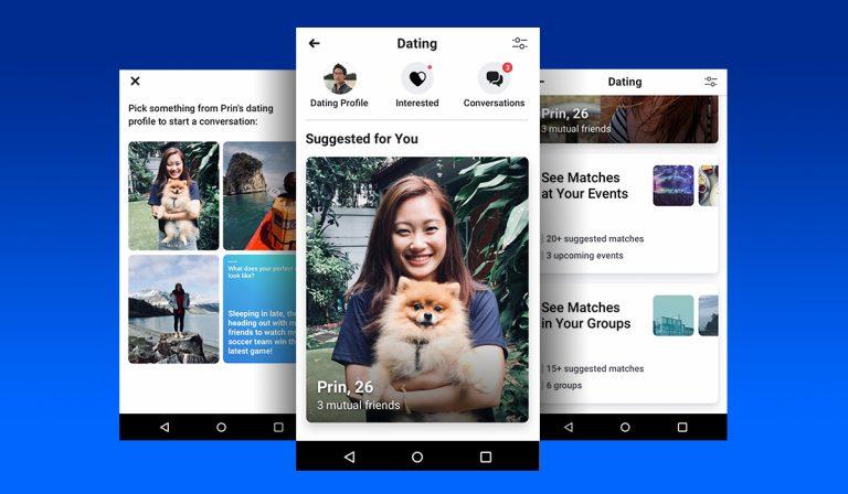 Panduan Keselamatan Facebook Dating