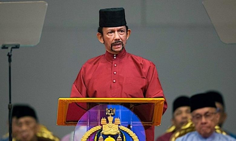 Brunei hukuman rejam