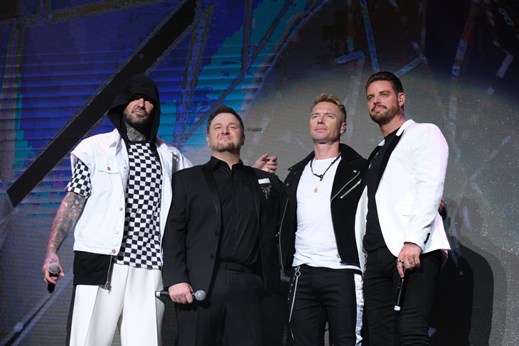 Konsert Terakhir Boyzone