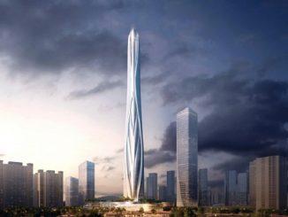 Menara Tertinggi di Malaysia 1