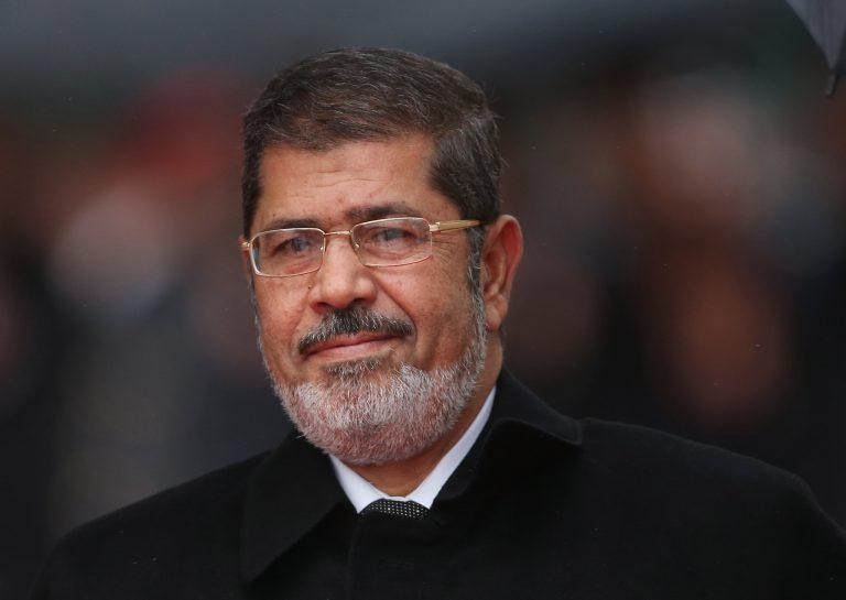 Morsi meninggal dunia