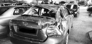 insurans kereta kena ada agreed sum insured