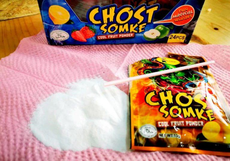 Gula-gula Ghost Smoke 1