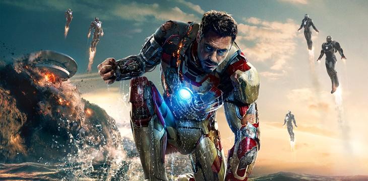 Marvel Menang Tuntutan Saman Poster Iron Man 3 1