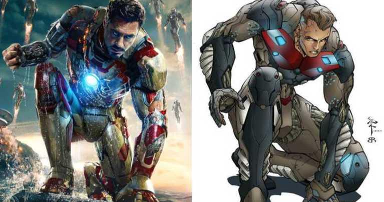Marvel Menang Tuntutan Saman Poster Iron Man 3