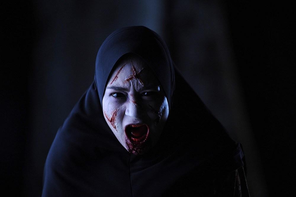 Peminat Filem Seram Psychopath 1