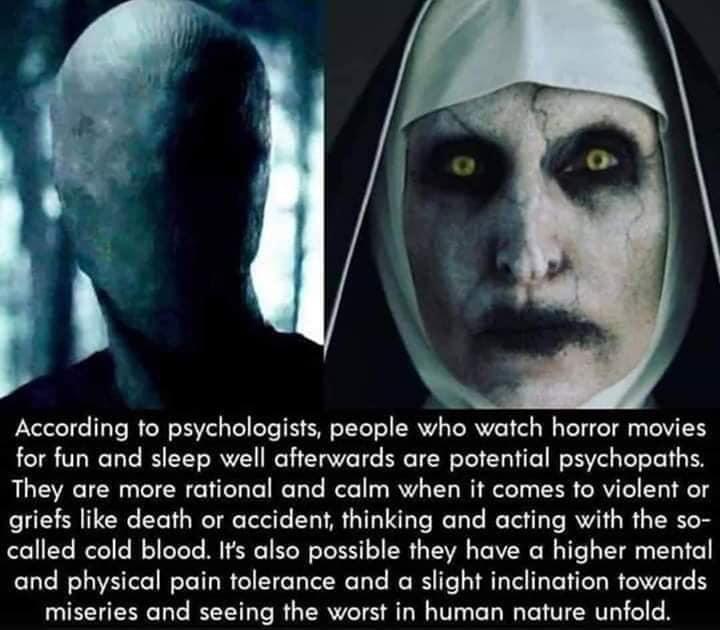 Peminat Filem Seram Psychopath