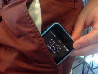 Telefon Bimbit Sperma lelaki 1
