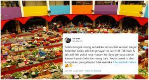 #KelantanKindness tular
