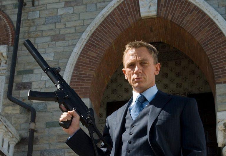 Judul James Bond 25