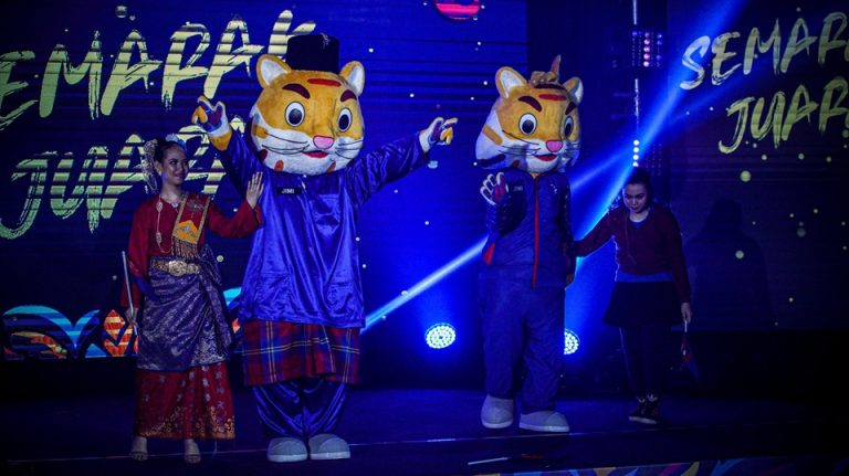 Maskot Sukma Johor 2020 1