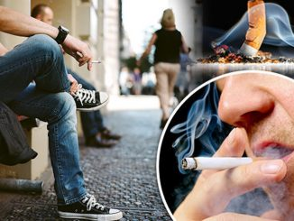 Merokok Tempat Awam