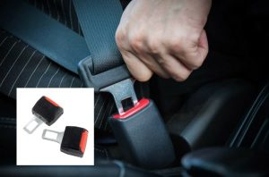 Salah Guna Seat Belt Clip 3