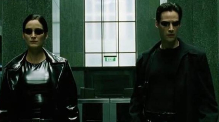 The Matrix 4. 3