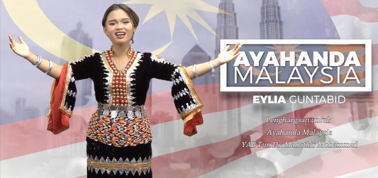 Ayahanda Malaysia Eylia Guntabid