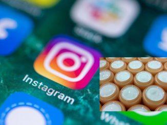 Instagram Sekat Produk Turun berat Badan