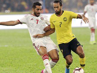 Ali UAE Serang Malaysia