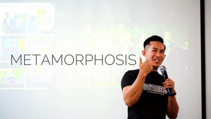 Seminar Metamorphosis oleh Afnan Rosli sesat?