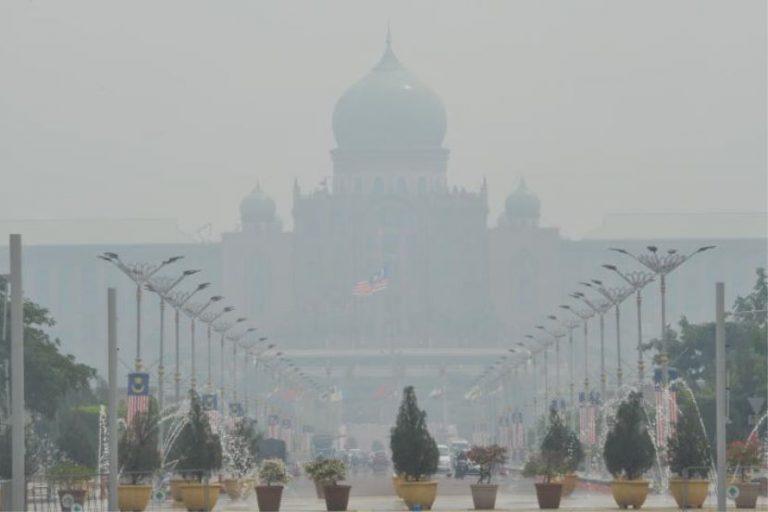 Indonesia Dakwa Jerebu malaysia Bukan daripada mereka 1