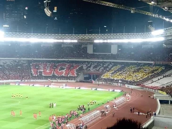FAM Indonesia Lawan malaysia Syed Saddiq