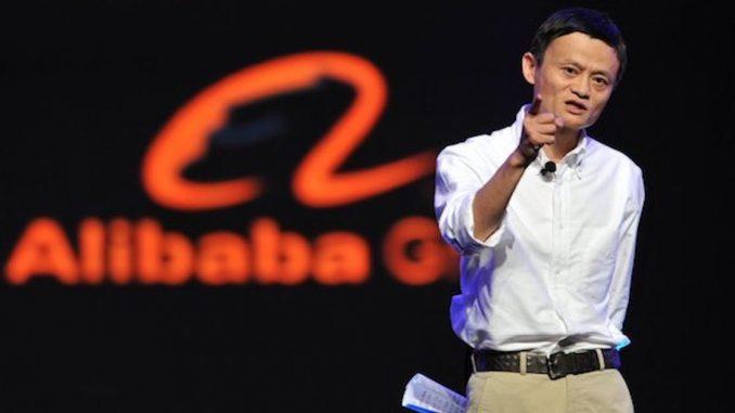 Jack Ma Letak Jawatan