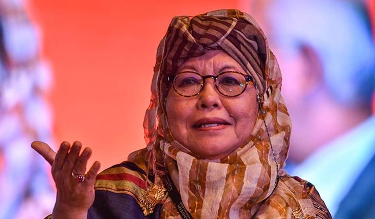 Siti Zainon Ismail Sasterawan Negara Ke-14 1