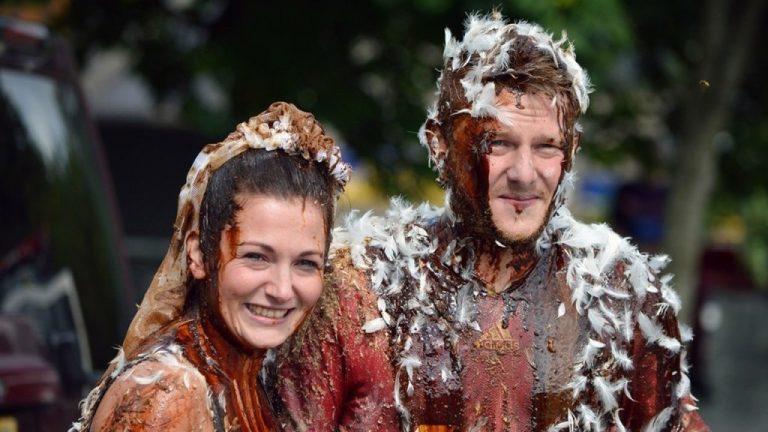 Tradisi Perkahwinan Pelik Di Dunia 2