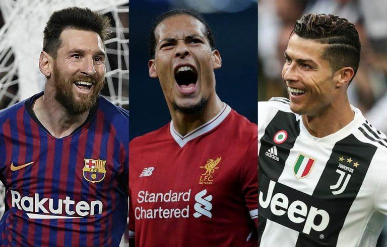 Rebut Anugerah Pemain FIFA