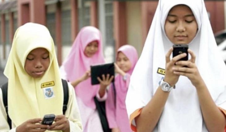 Buli Siber Dalam Kalangan Sekolah