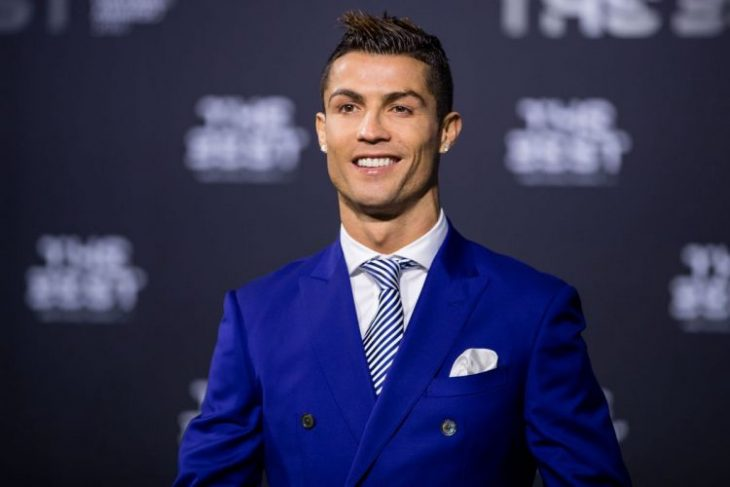 Critiano Ronaldo Bersara