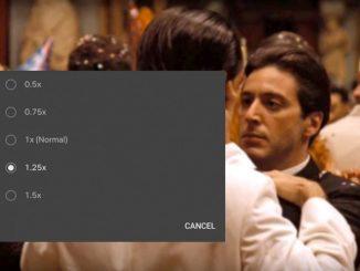 Netflix Kelajuan Video