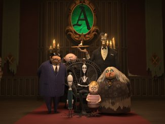 The Addams Family Ulasan