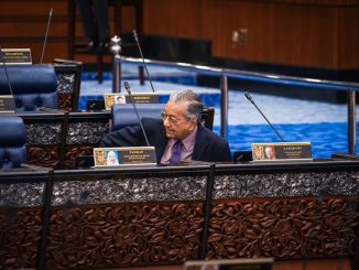 Dr Mahathir Akui Taikun Krisis Kewangan