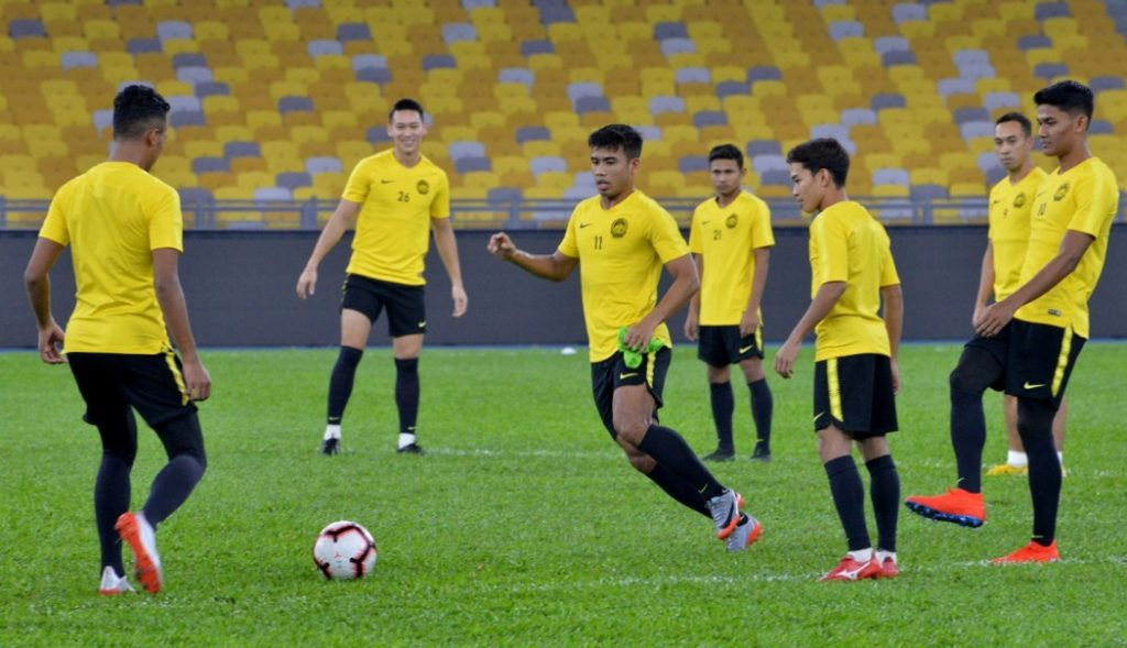 Malaysia Lawan Sri lanka 1