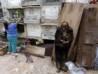Mayat Perkuburan Guatemala