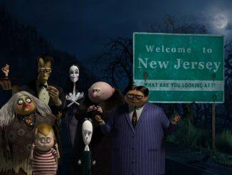 Tonton Trailer The Addams Family