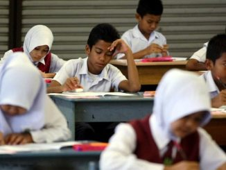 Tiada Lagi Aliran Pendidikan