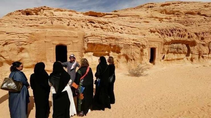 Visa Pelancongan Arab Saudi 1