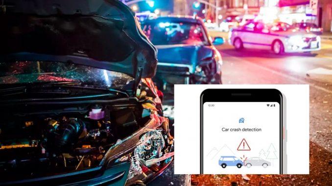 Google Aplikasi Kesan Kemalangan Kereta